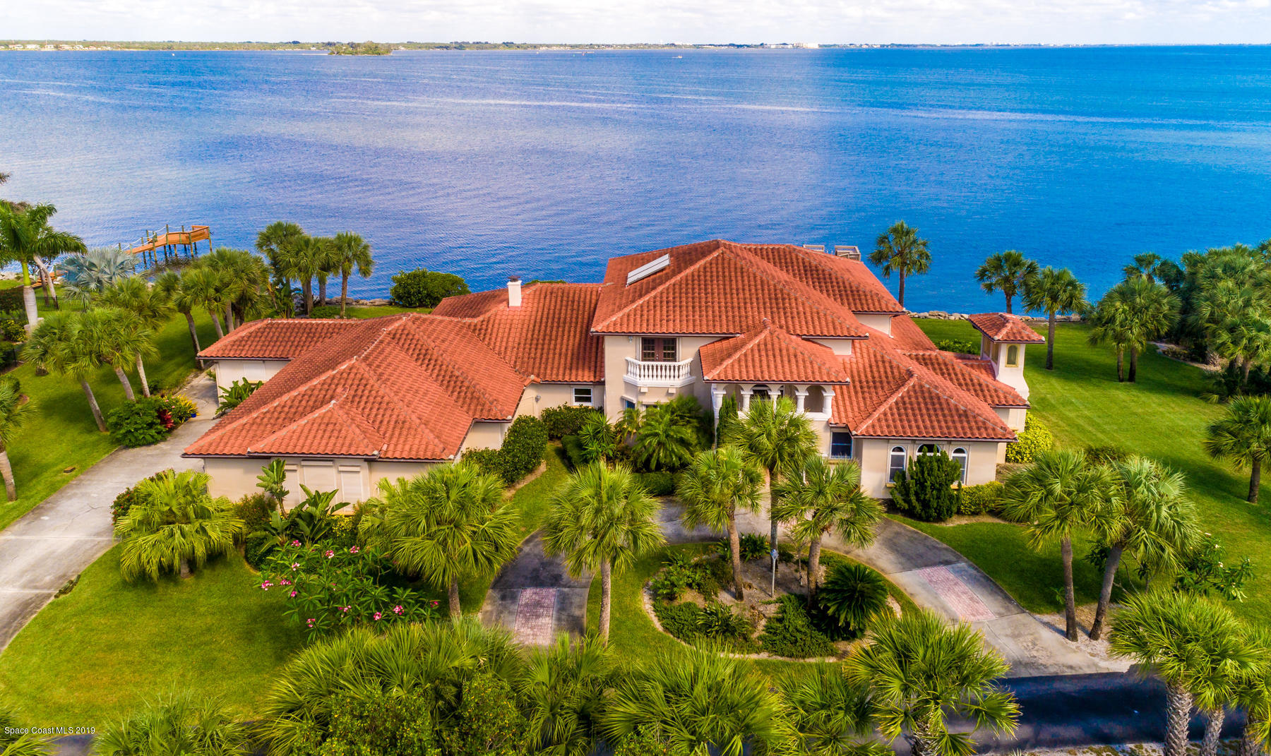 Single Family Homes for Sale at 467 Spoonbill Melbourne Beach, Florida 32951 United States