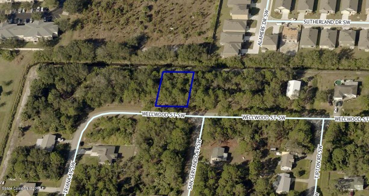 Land for Sale at 575 Wellwood Palm Bay, Florida 32908 United States