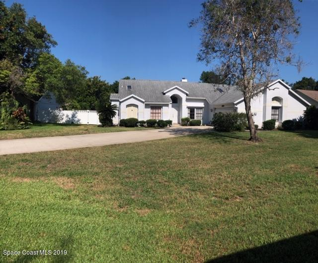 Single Family Homes for Sale at 1030 Steeplechase Malabar, Florida 32950 United States