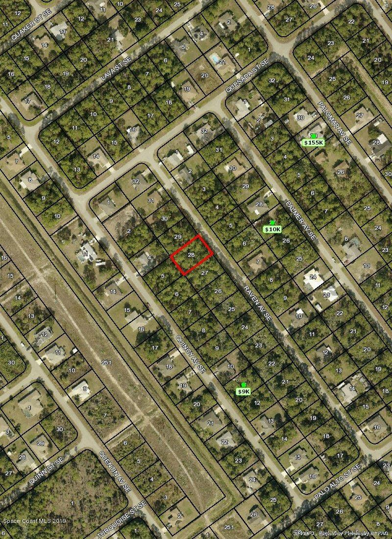 Land for Sale at 2630 Raven Palm Bay, Florida 32909 United States