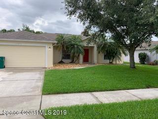 Single Family Homes för Hyra vid 2071 Belmont West Melbourne, Florida 32904 Förenta staterna