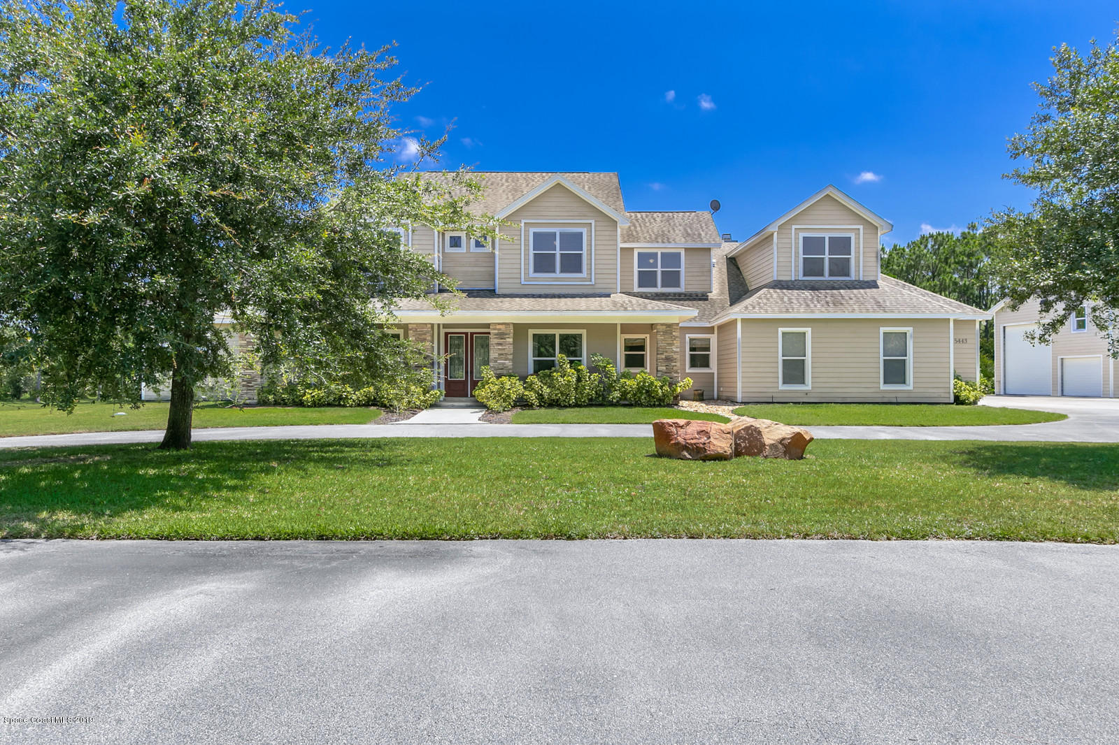Single Family Homes for Sale at 5443 The Willows Melbourne, Florida 32934 United States