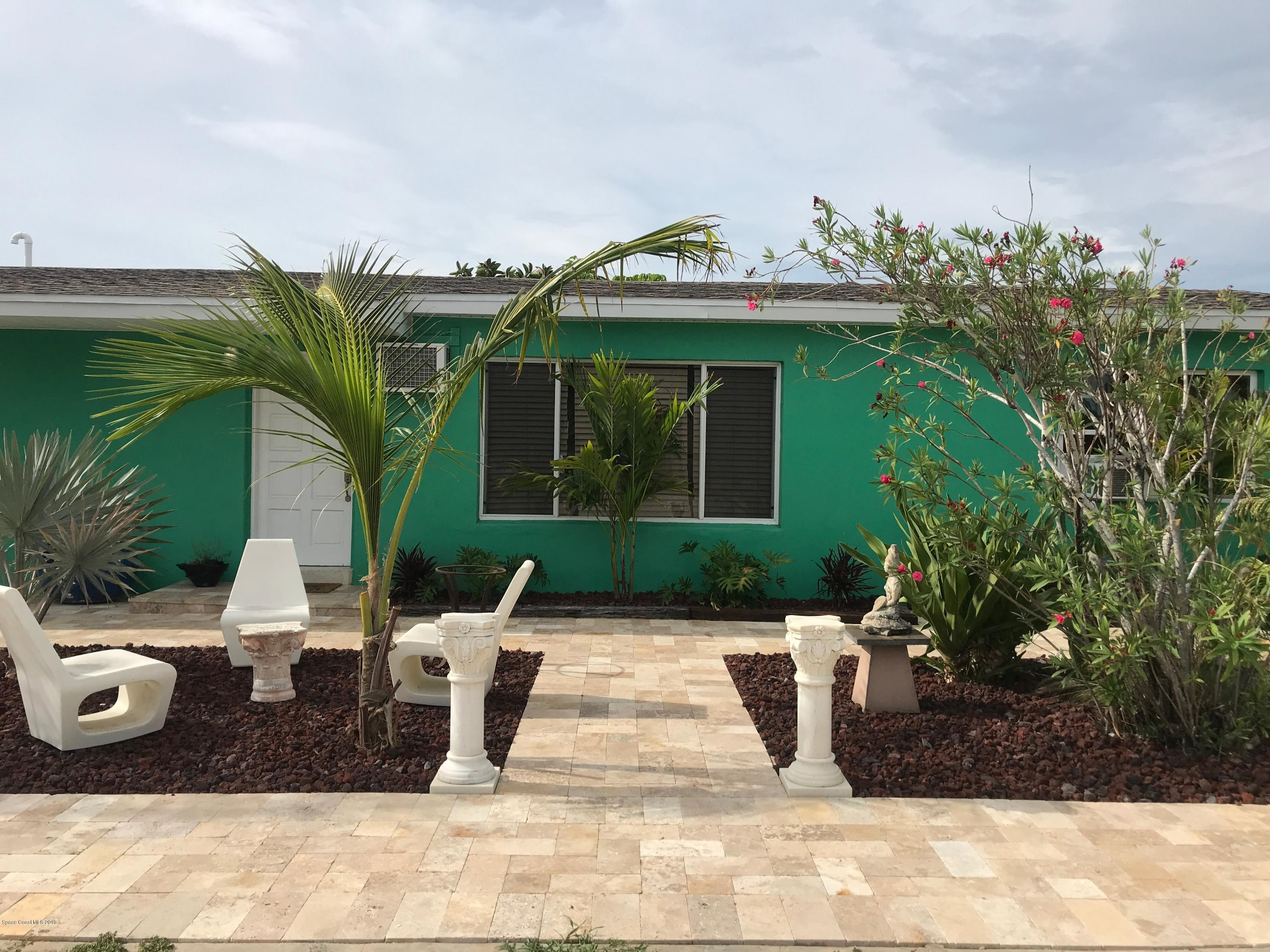 Multi-Family Homes for Sale at 105 NE 3rd Satellite Beach, Florida 32937 United States