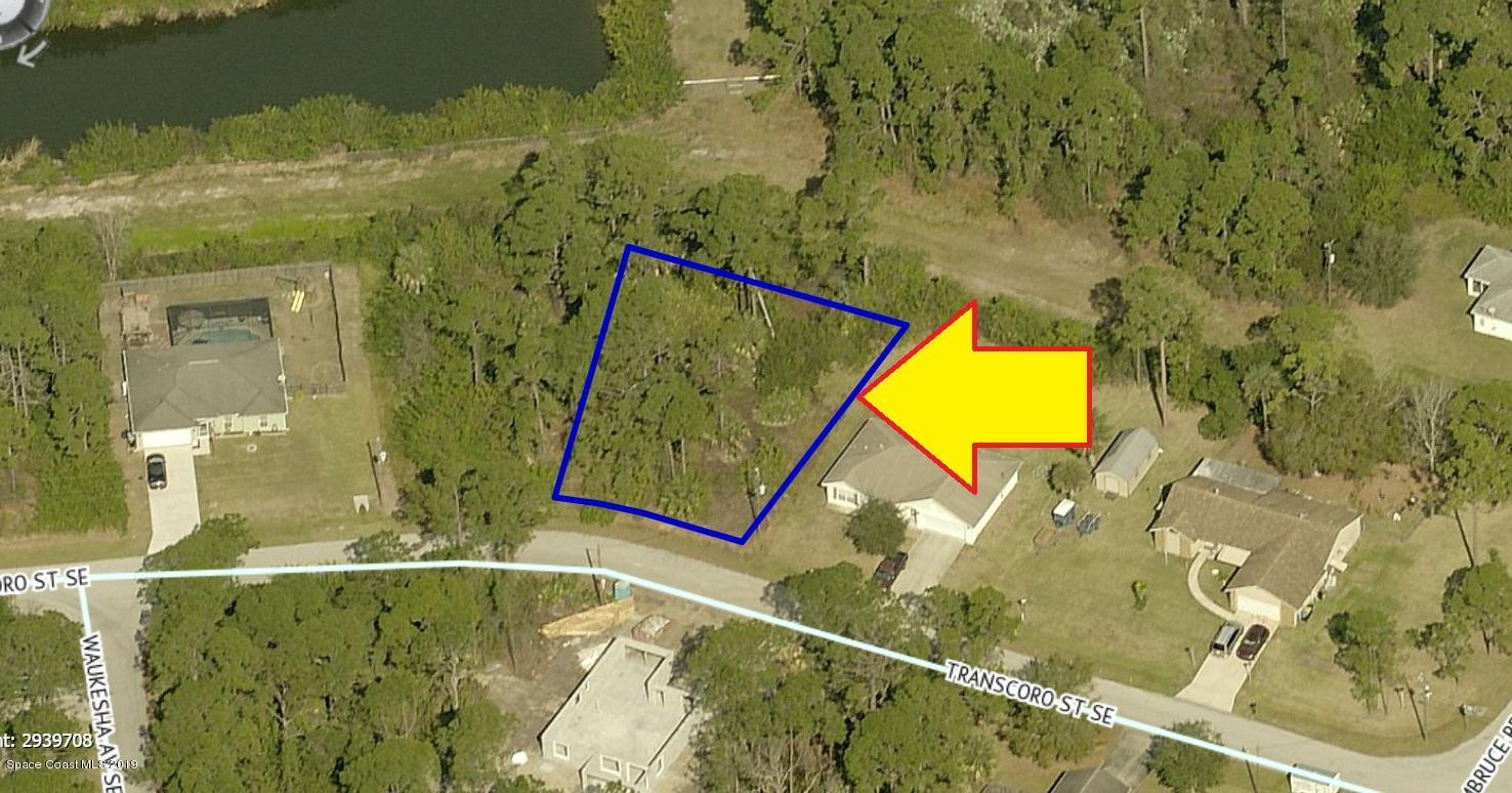 Land for Sale at 1447 Transcoro Palm Bay, Florida 32909 United States