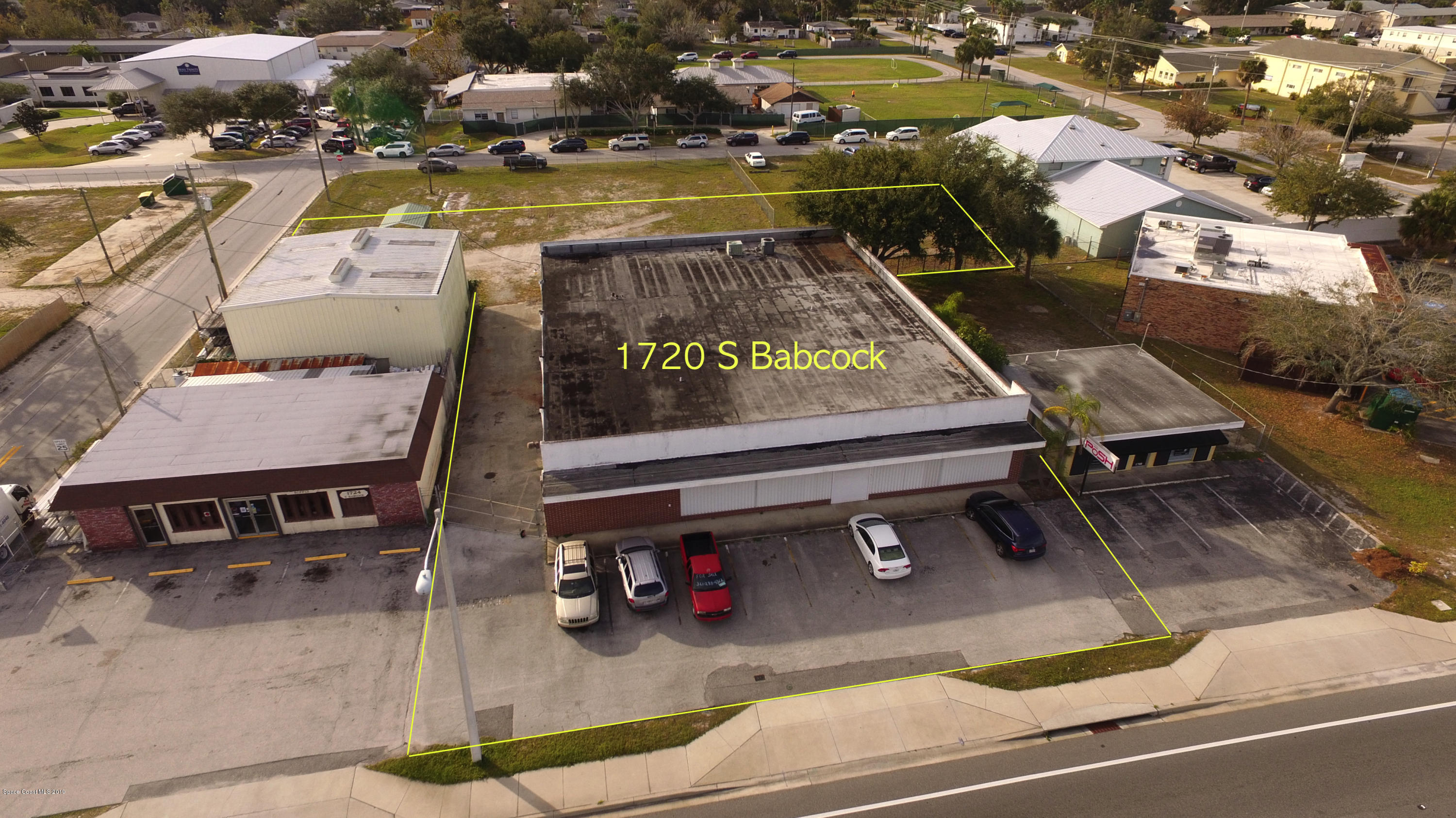 Commercial for Rent at 1720 S Babcock Melbourne, Florida 32901 United States