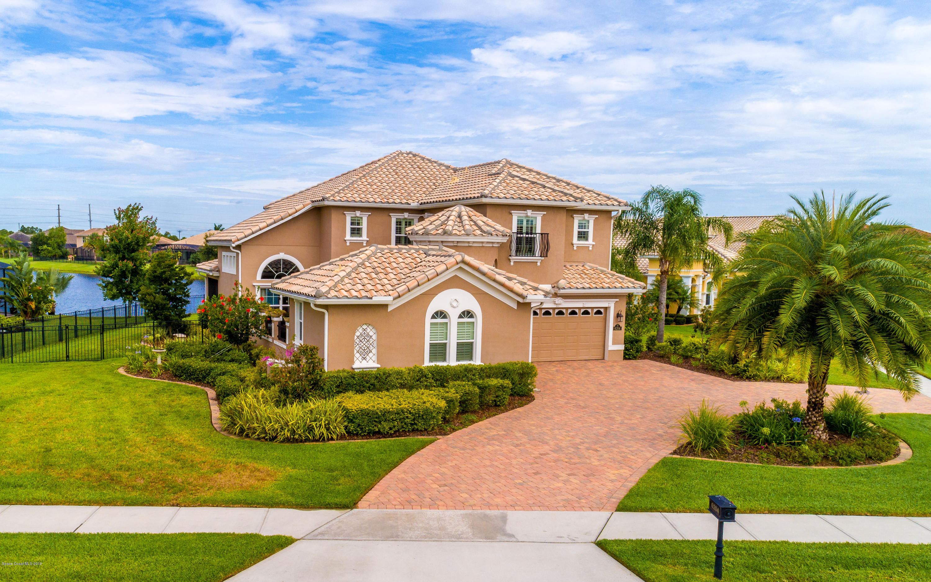 Single Family Homes for Sale at 6204 Mechlin Melbourne, Florida 32940 United States