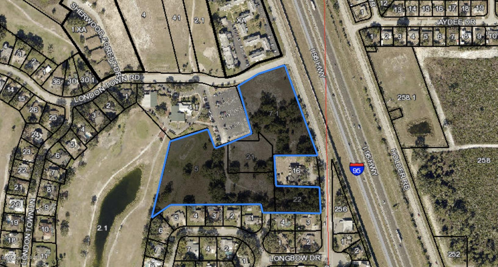 Commercial for Sale at 4335 Unknown Road Titusville, Florida 32796 United States