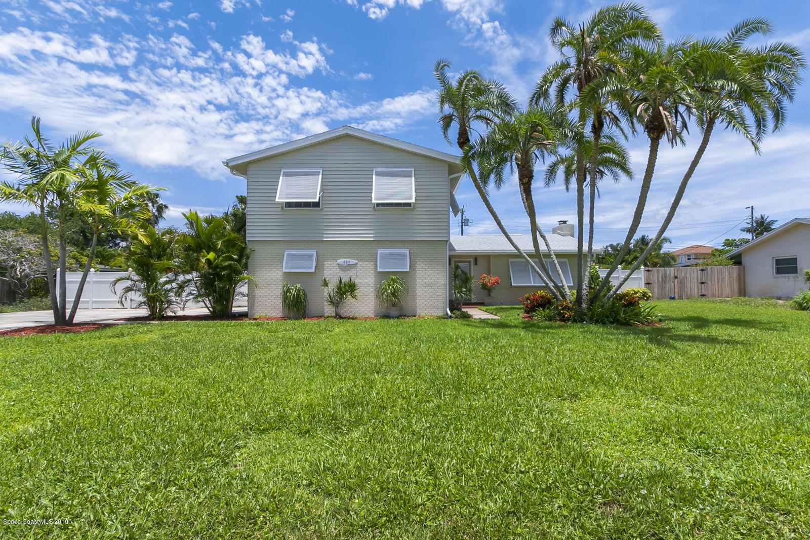 Single Family Homes for Sale at 404 Driftwood Melbourne Beach, Florida 32951 United States