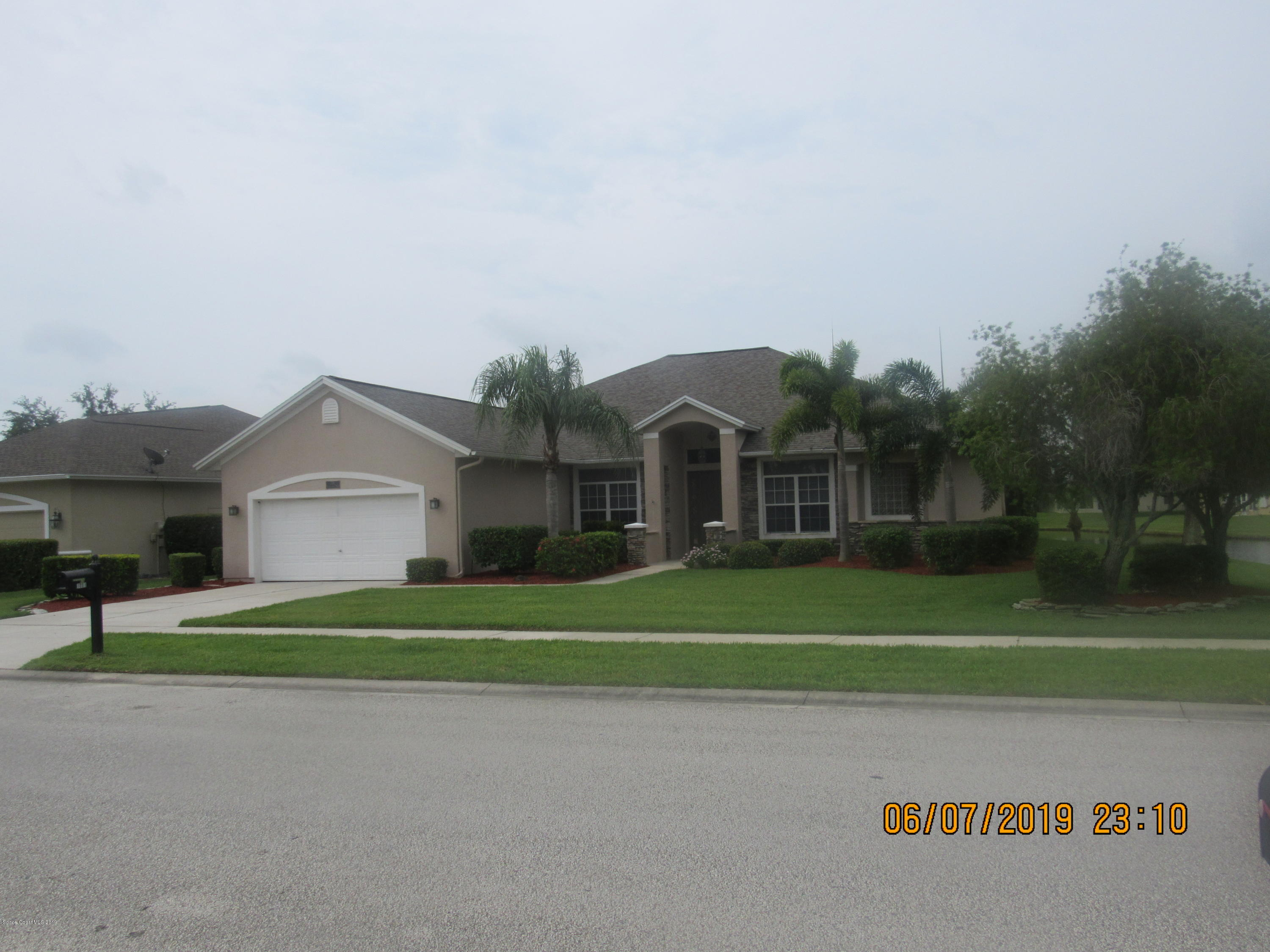 Single Family Homes for Rent at 1081 Wild Flower Melbourne, Florida 32940 United States