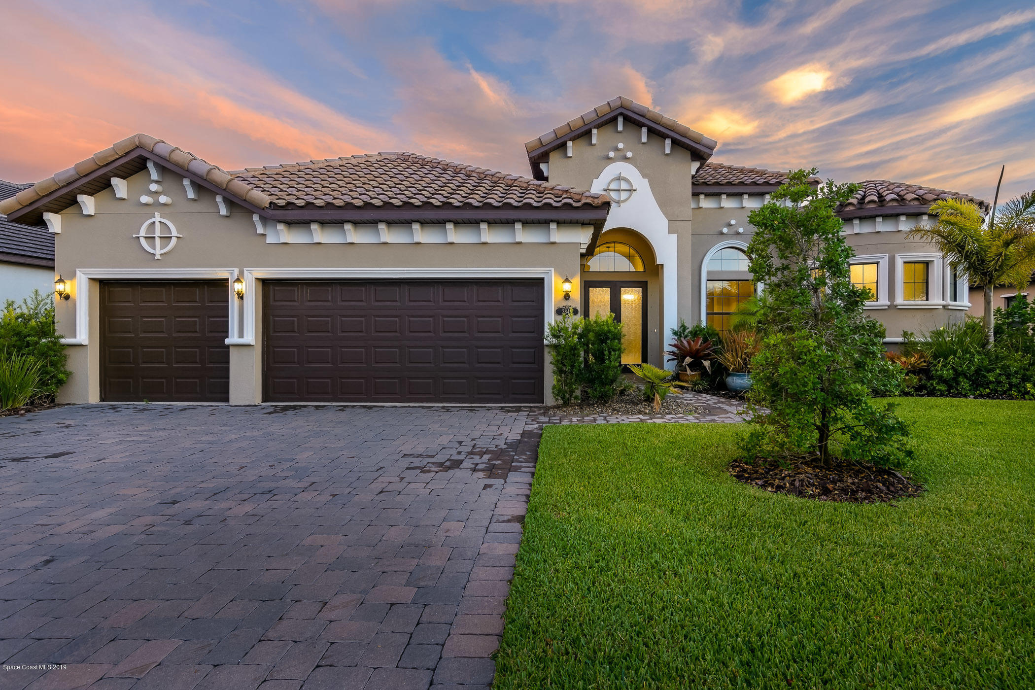 Single Family Homes for Sale at 3843 Craigston Melbourne, Florida 32940 United States