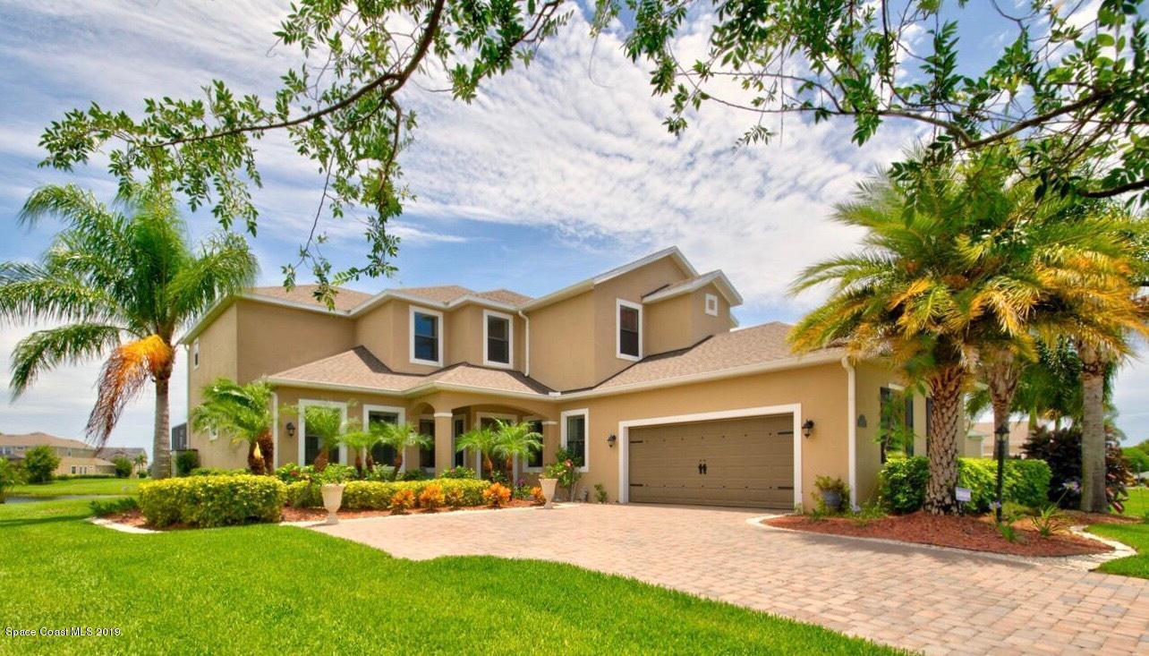 Single Family Homes for Sale at 3027 Cortona Melbourne, Florida 32940 United States