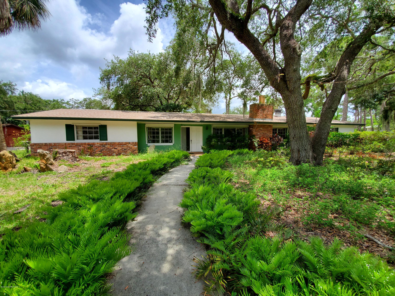 Single Family Homes for Rent at 2205 Heron Merritt Island, Florida 32952 United States