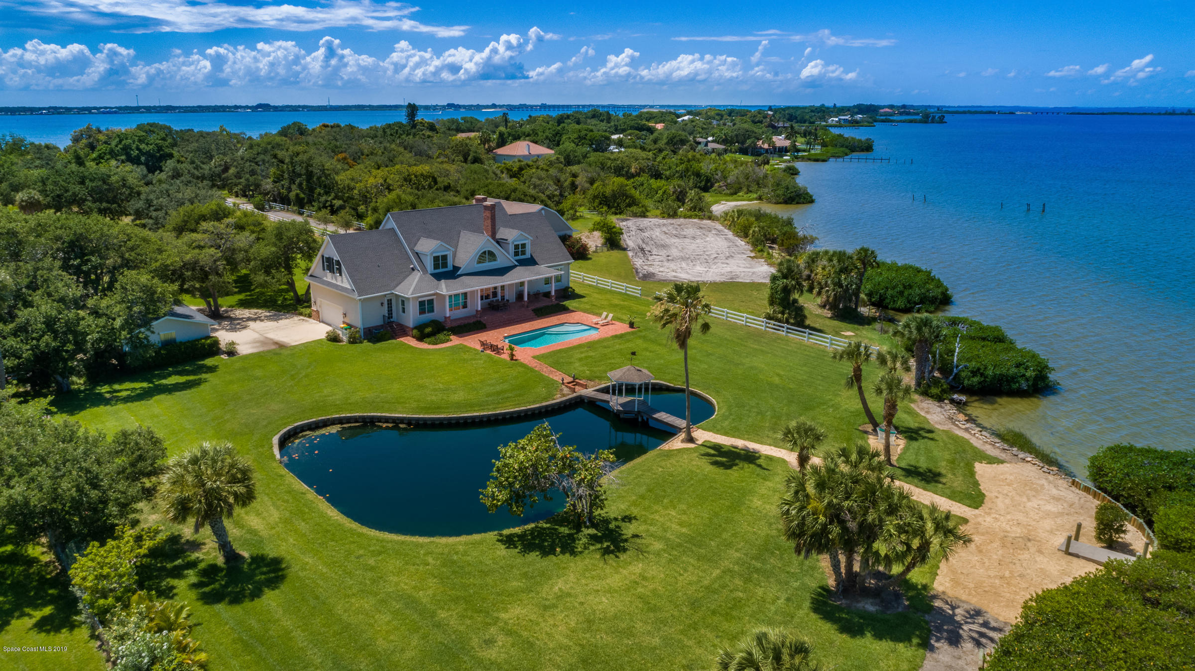 Single Family Homes for Sale at 9490 S Tropical Merritt Island, Florida 32952 United States