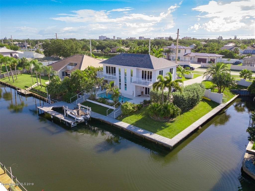 Single Family Homes for Sale at 2356 N Riverside Melbourne, Florida 32903 United States