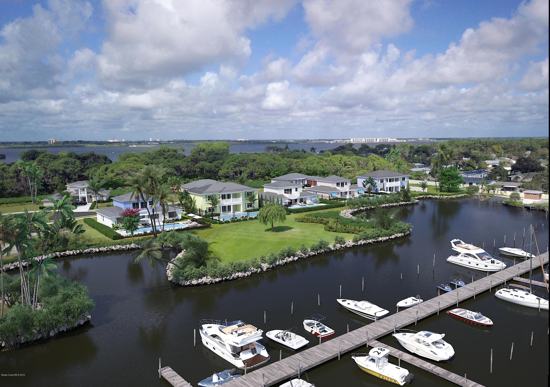 Single Family Homes for Sale at 2455 Marina Merritt Island, Florida 32952 United States