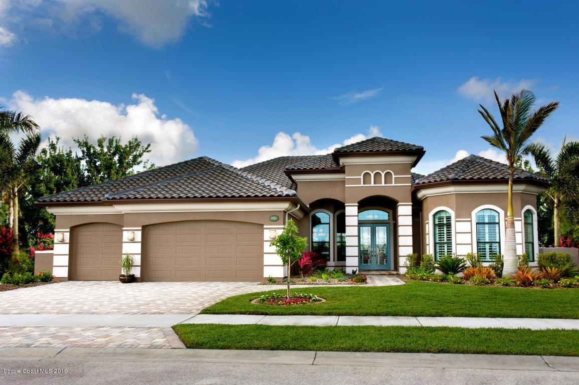 Single Family Homes for Sale at 8309 Serrano Melbourne, Florida 32940 United States
