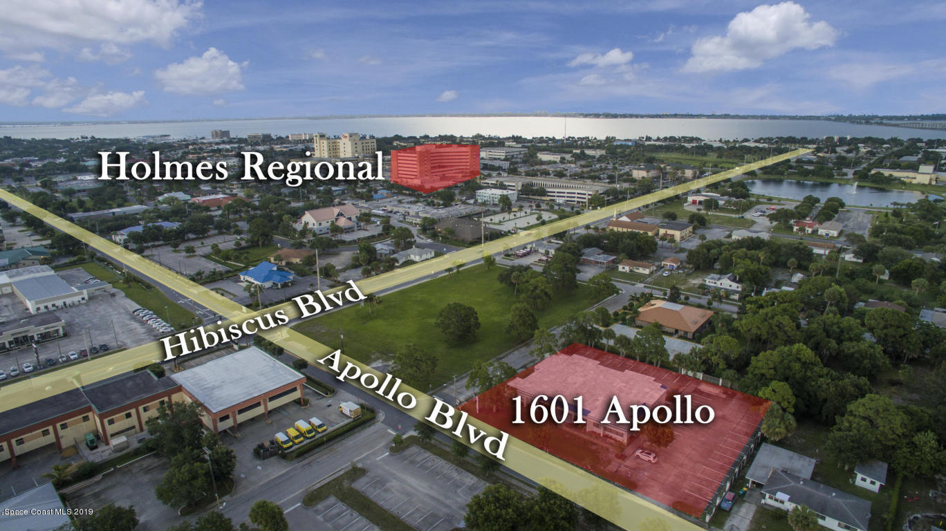 Commercial for Rent at 1601 S Apollo Blvd. Melbourne, Florida 32901 United States
