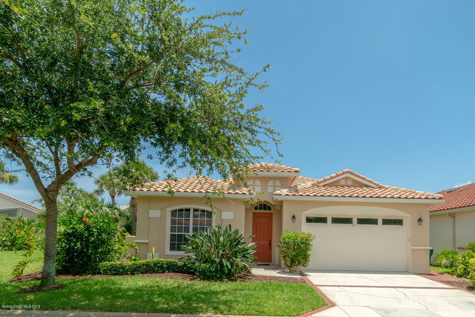 Single Family Homes for Sale at 217 Salt Grass Melbourne Beach, Florida 32951 United States