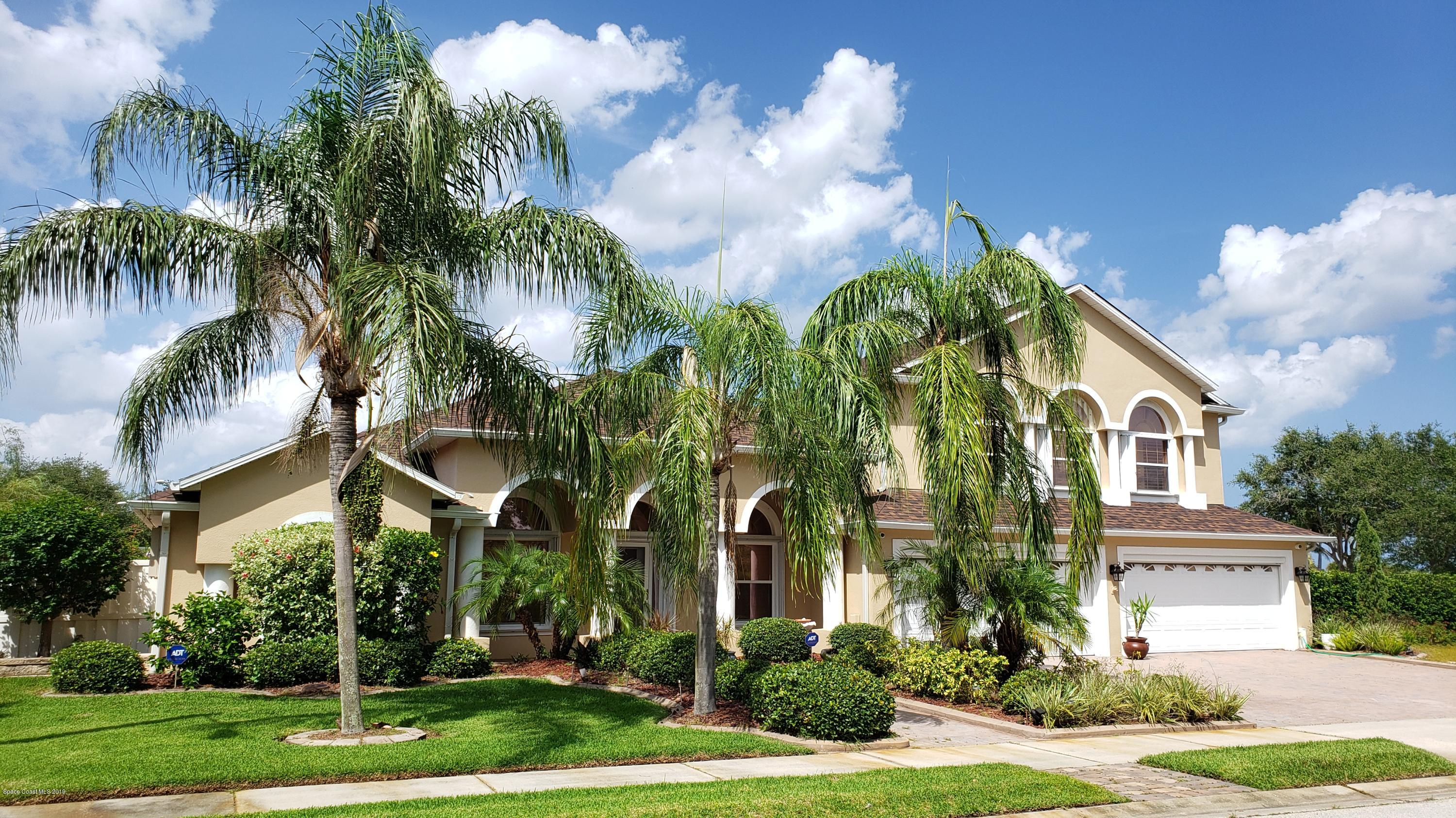 Single Family Homes for Sale at 5097 Templeton Rockledge, Florida 32955 United States