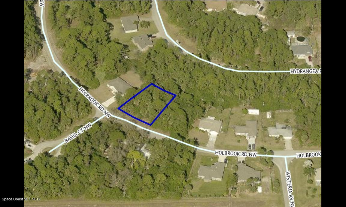 Land for Sale at 1831 Holbrook Palm Bay, Florida 32907 United States