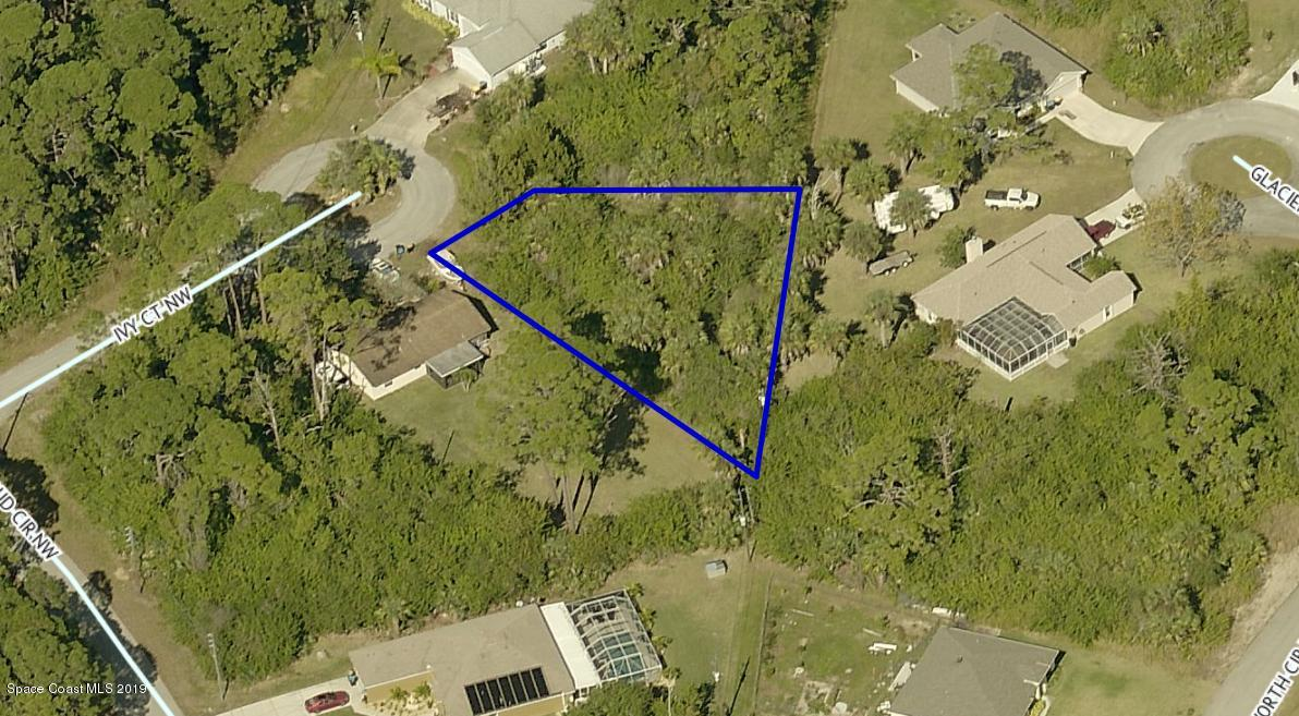 Land for Sale at 566 Ivy Palm Bay, Florida 32907 United States
