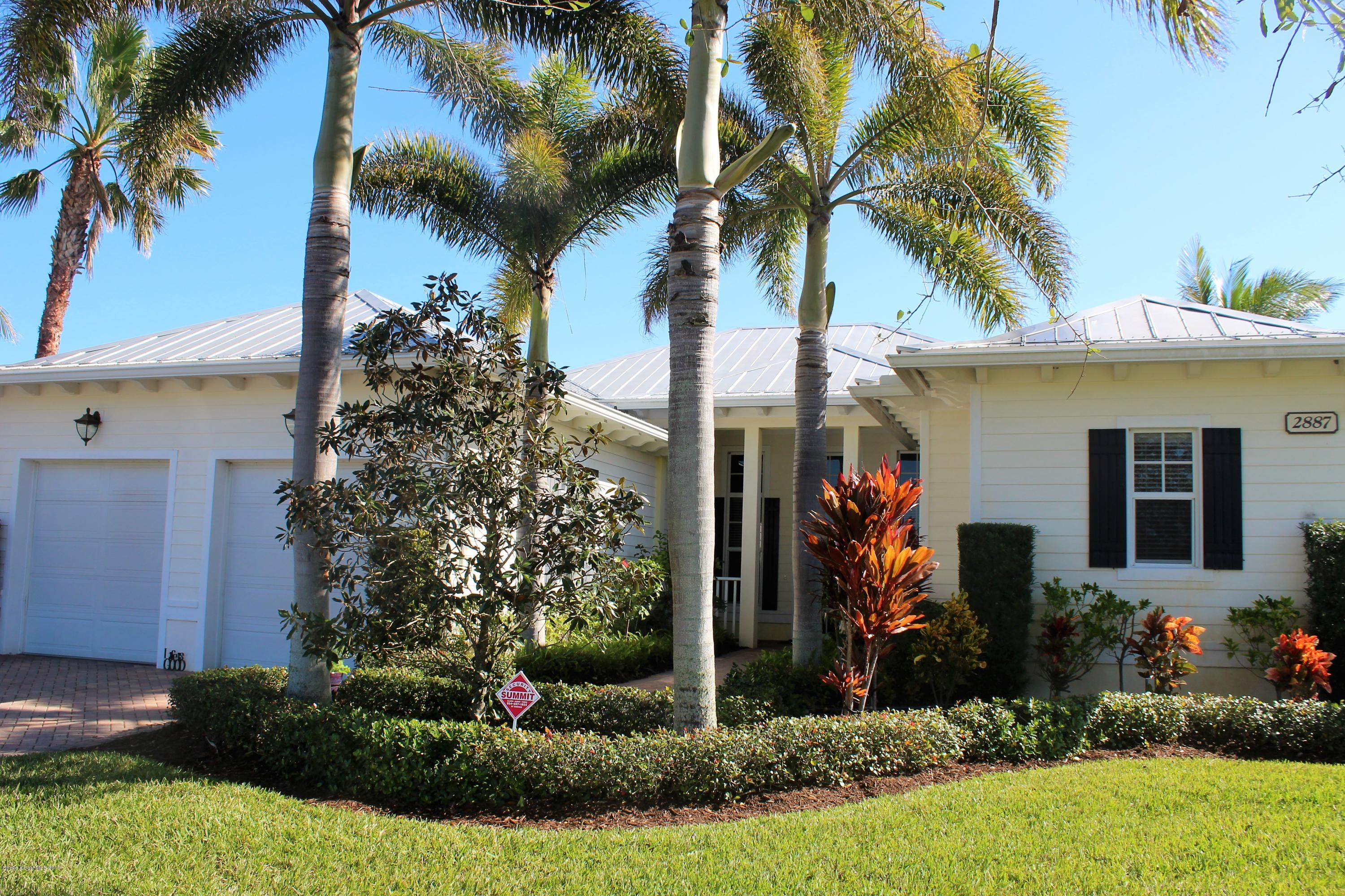 Single Family Homes for Sale at 2887 St Barts Vero Beach, Florida 32967 United States
