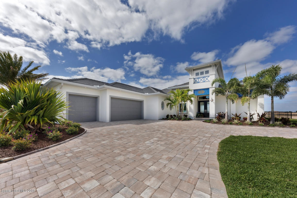 Single Family Homes for Sale at 8500 Serrano Melbourne, Florida 32940 United States