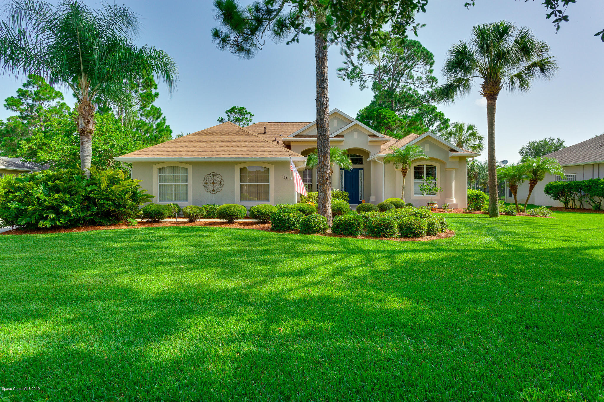 Single Family Homes for Sale at 1831 SE Winding Ridge Palm Bay, Florida 32909 United States