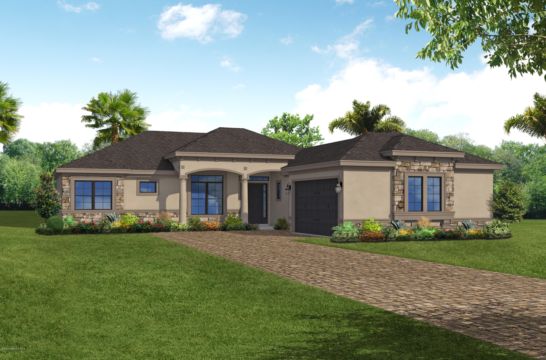 Single Family Homes for Sale at 7660 Kerrington Melbourne, Florida 32940 United States