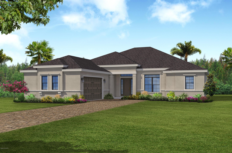Single Family Homes for Sale at 8188 Crimson Melbourne, Florida 32940 United States