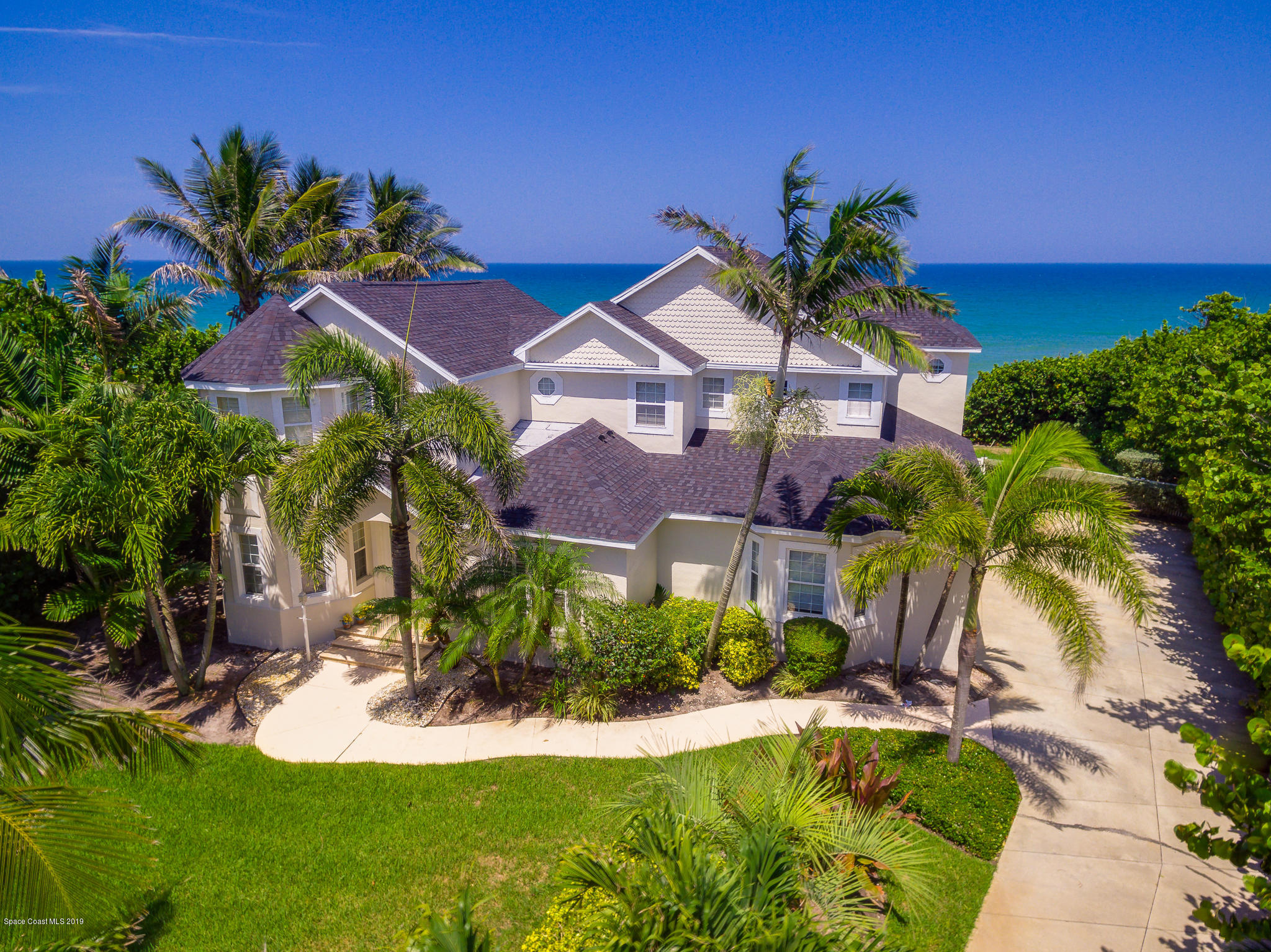 Single Family Homes for Sale at 3185 S Highway A1A Melbourne Beach, Florida 32951 United States