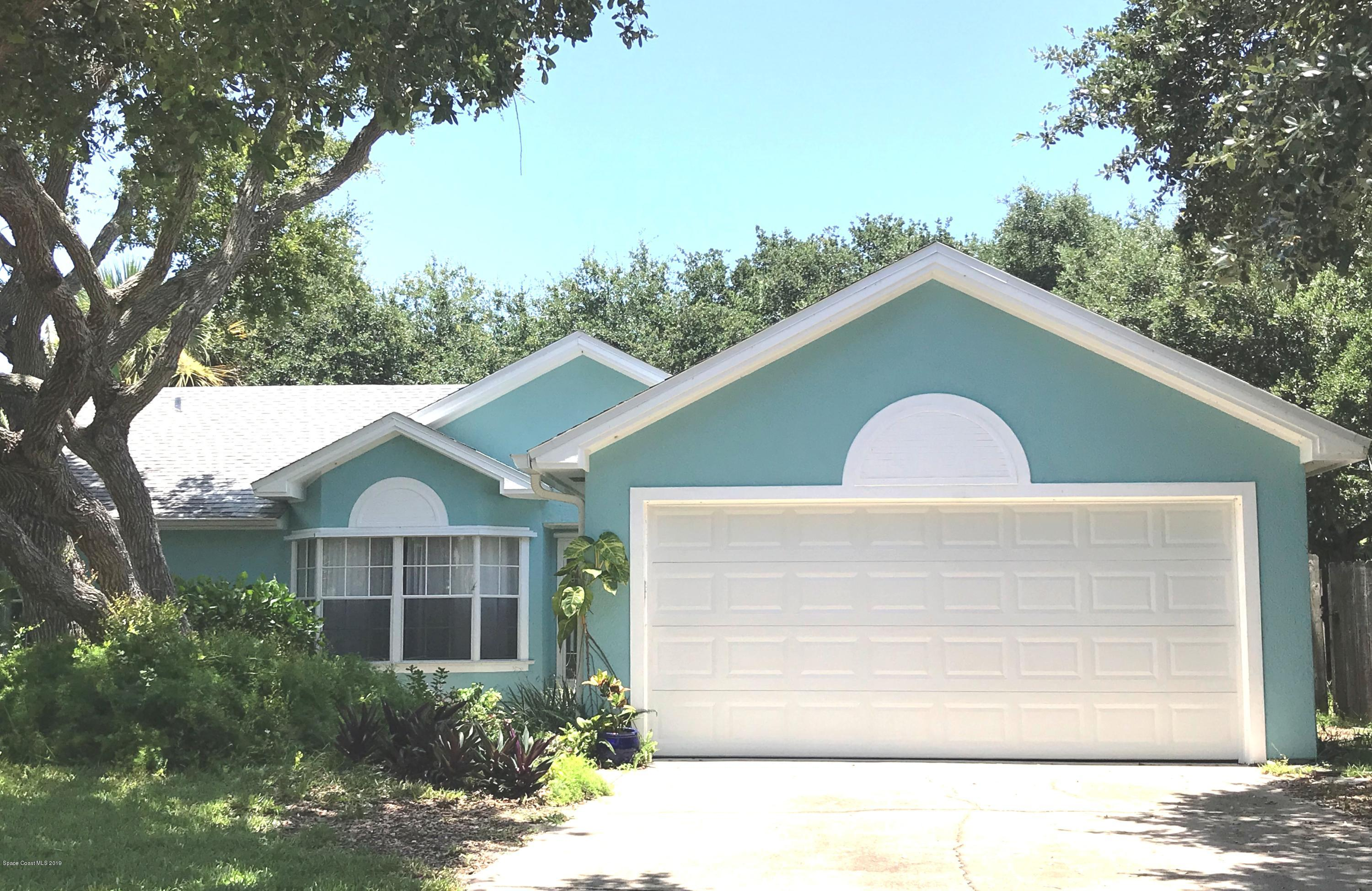Single Family Homes for Rent at 240 Heron Melbourne Beach, Florida 32951 United States