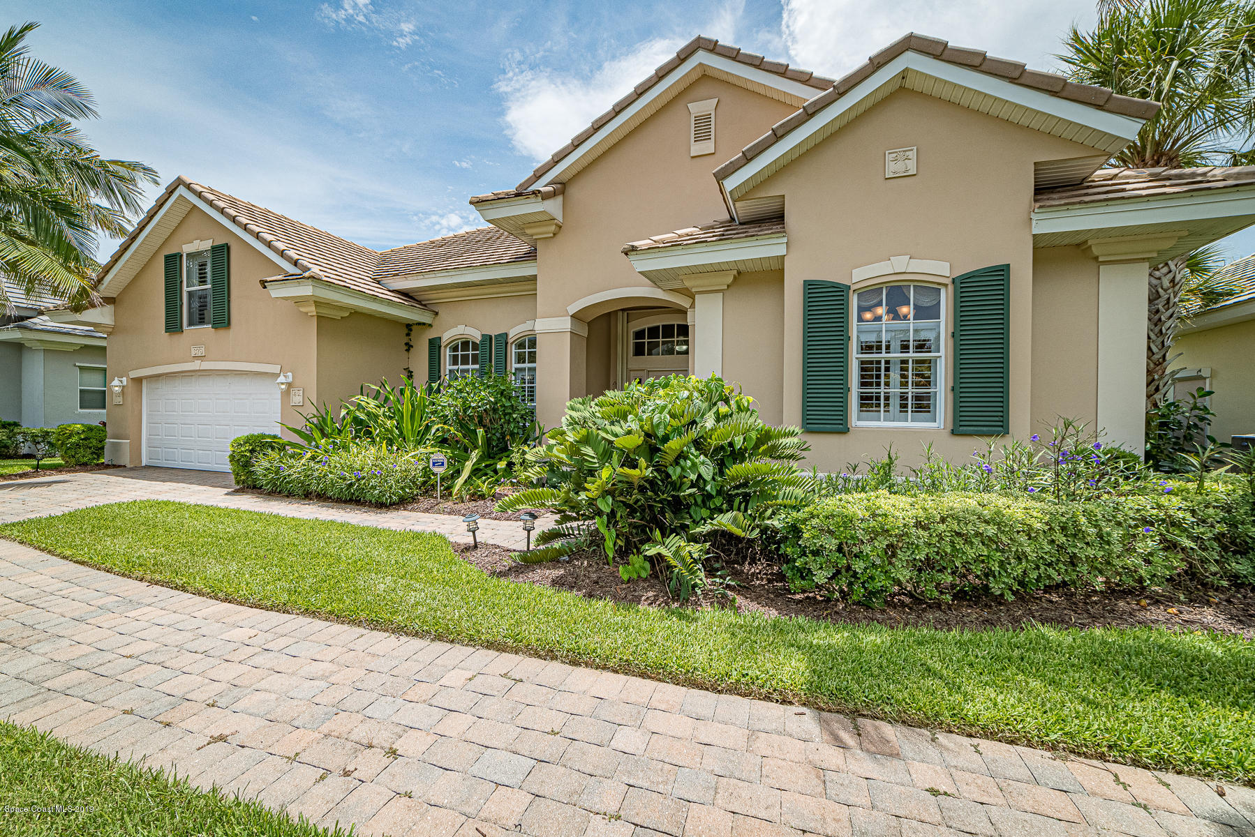 Single Family Homes for Sale at 379 Pentland Melbourne Beach, Florida 32951 United States