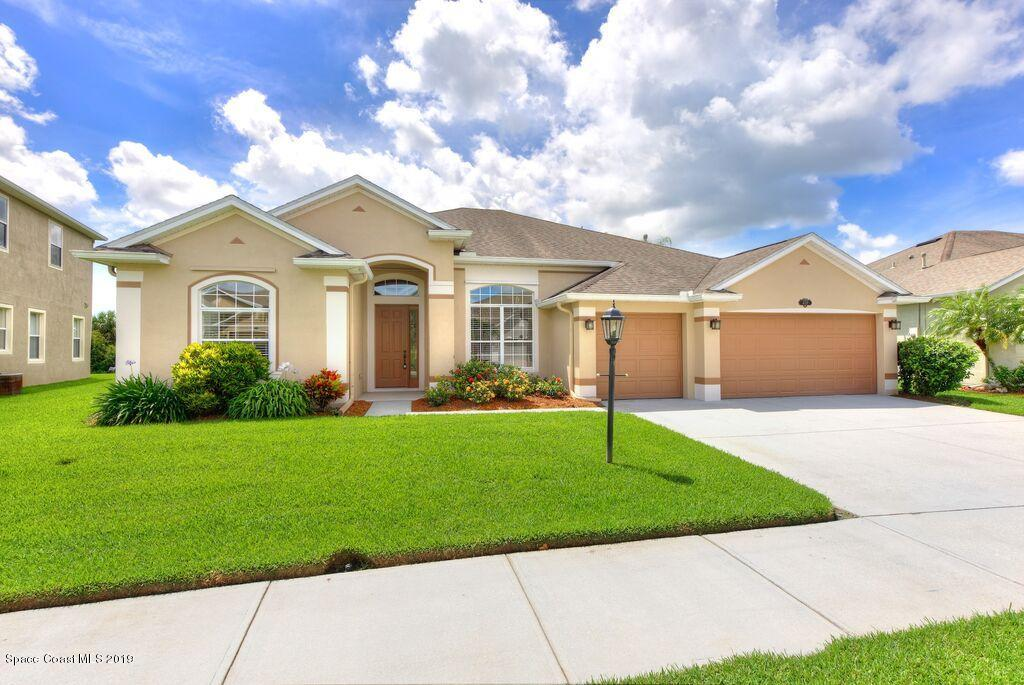 Single Family Homes for Sale at 4529 Chastain Melbourne, Florida 32940 United States