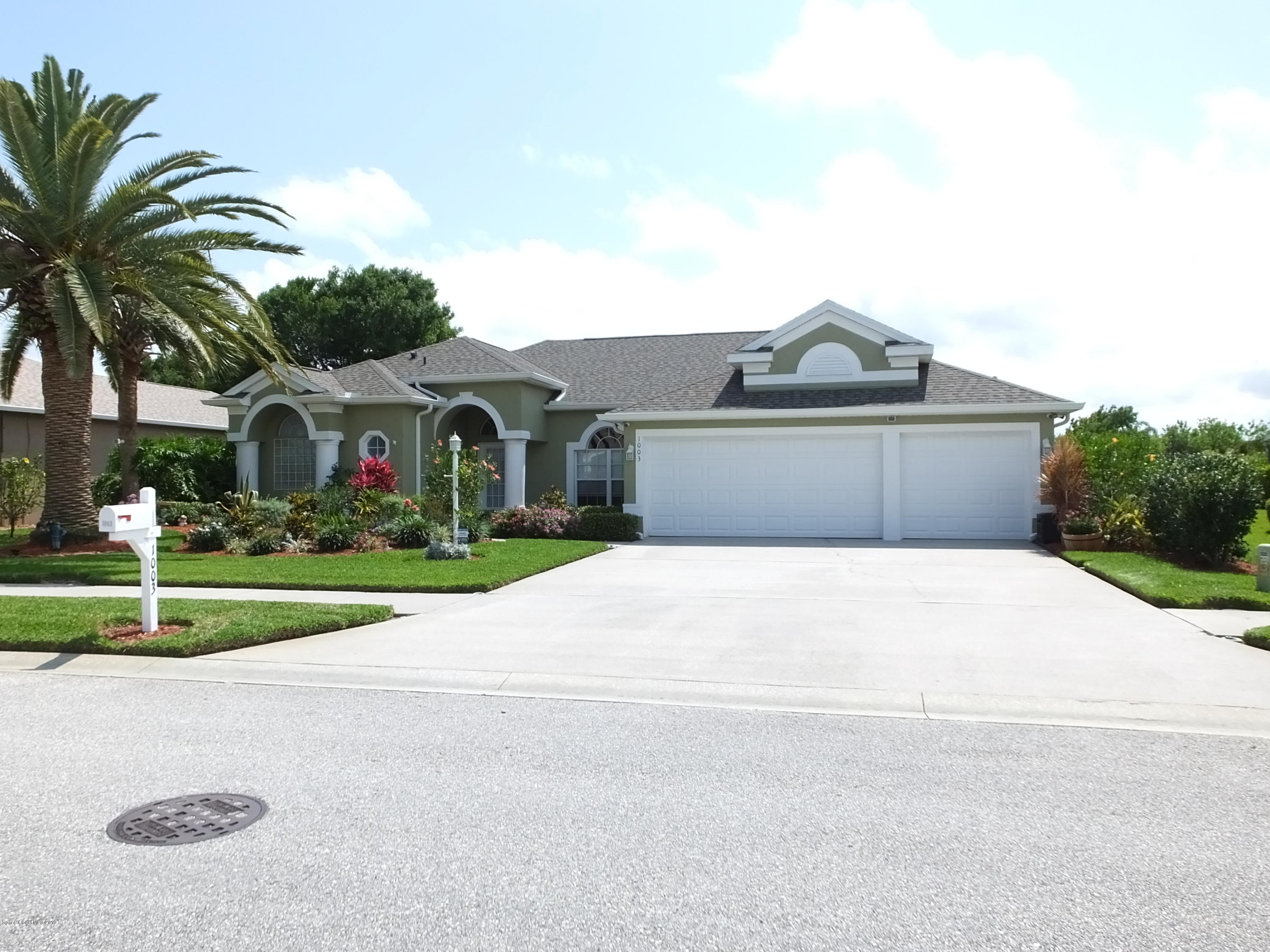 Single Family Homes for Sale at 1003 Fostoria Melbourne, Florida 32940 United States