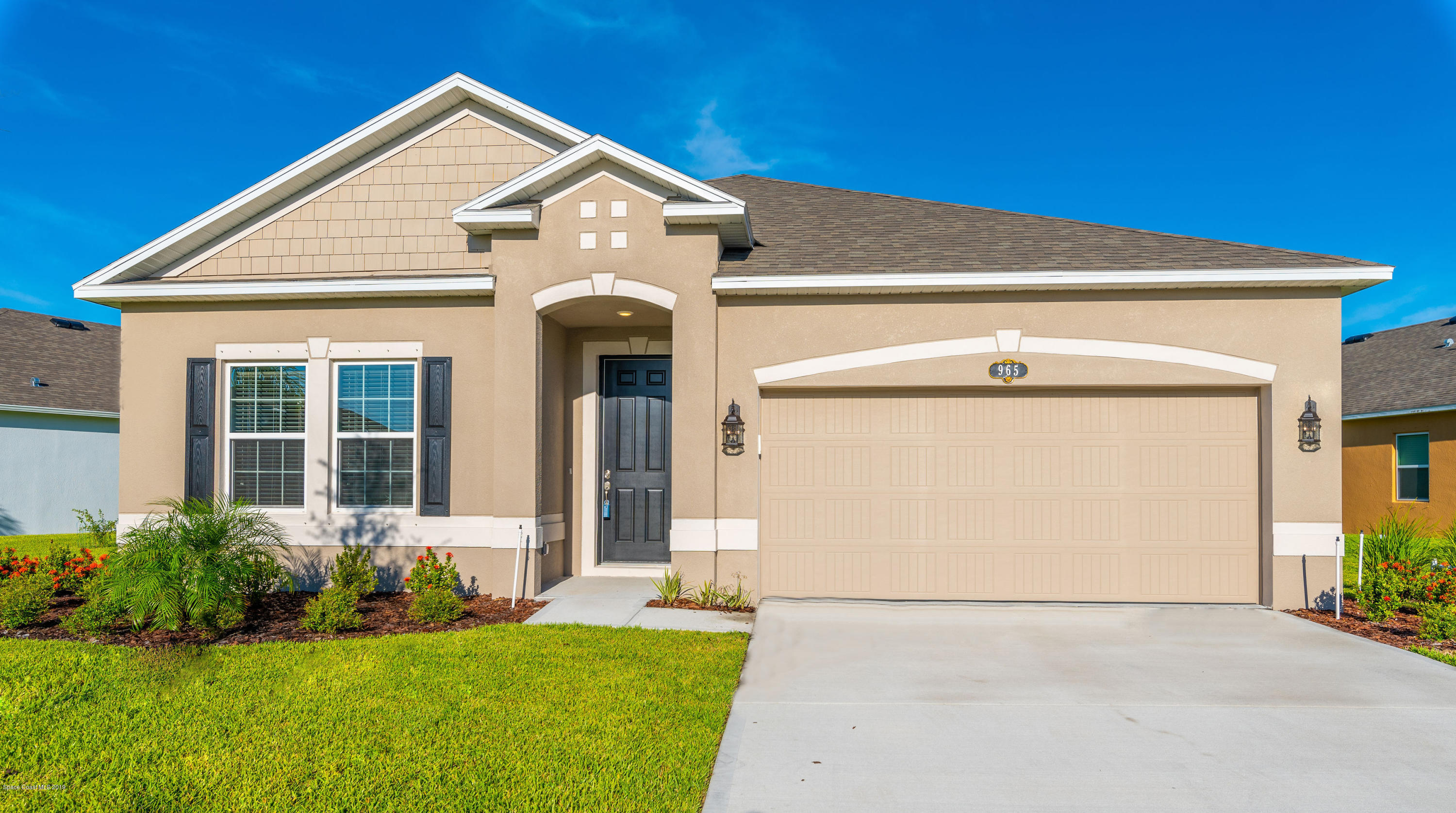 Single Family Homes for Rent at 965 Bear Lake Rockledge, Florida 32955 United States