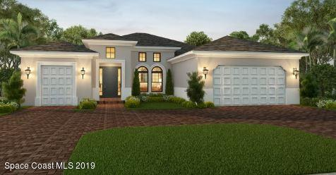 Single Family Homes for Sale at 2281 Caravan Melbourne, Florida 32940 United States