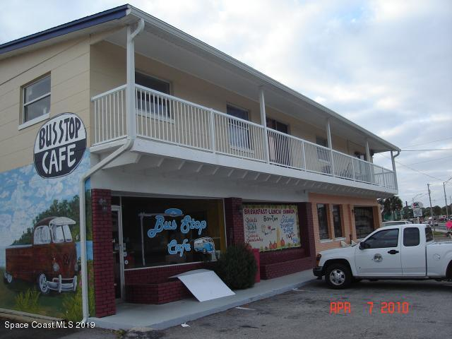 Commercial for Rent at 1137 S Hopkins Titusville, Florida 32780 United States