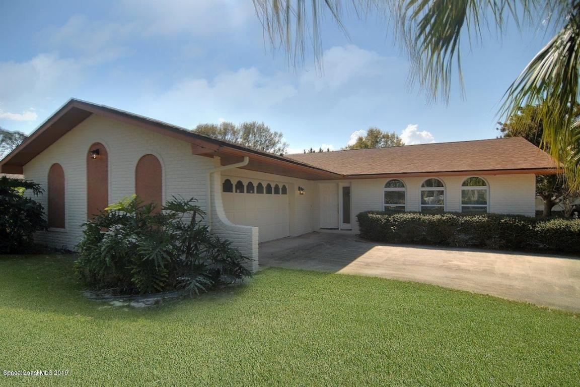 Single Family Homes for Rent at 2600 Reed Melbourne, Florida 32901 United States