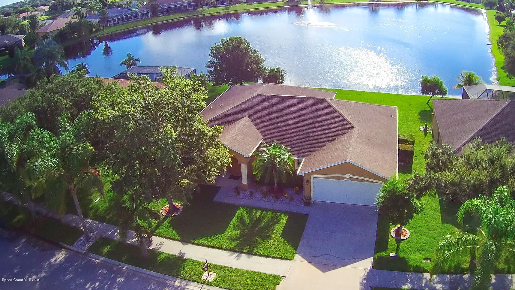 Single Family Homes for Sale at 1792 Laramie Melbourne, Florida 32940 United States