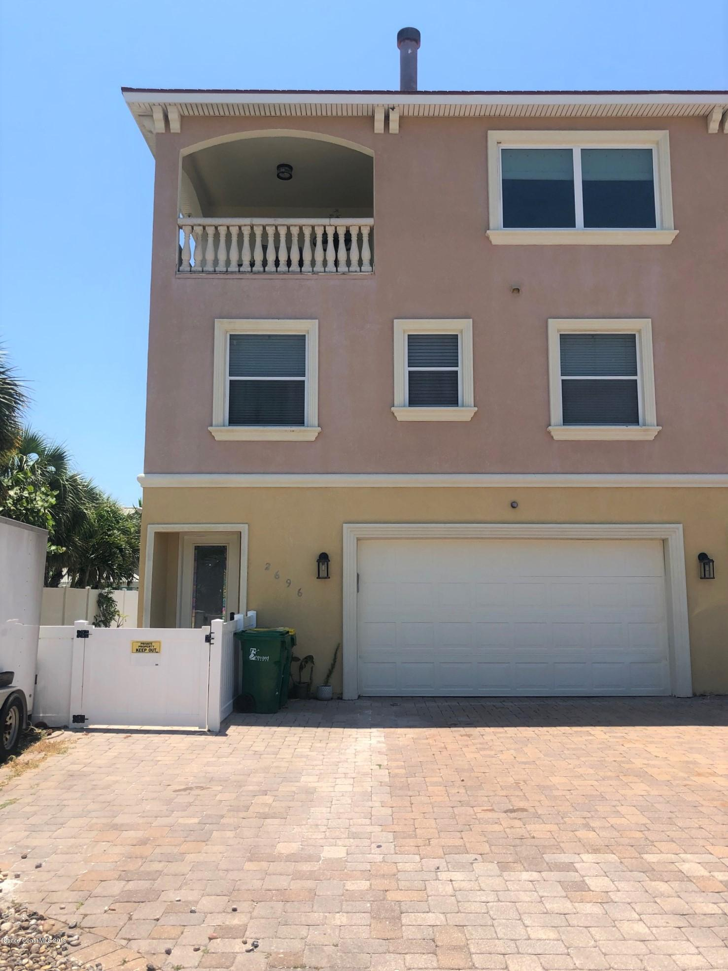 Multi-Family Homes for Sale at 2696 S Atlantic Cocoa Beach, Florida 32931 United States