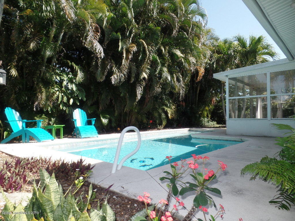 Single Family Homes for Rent at 430 Allen Drive Merritt Island, Florida 32952 United States
