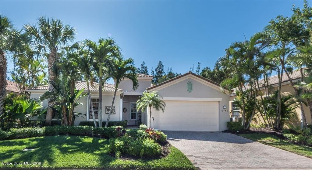 Single Family Homes for Sale at 9485 W Maiden Vero Beach, Florida 32963 United States