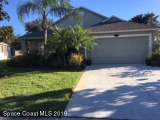 Single Family Homes for Rent at 1610 Lago Mar Melbourne, Florida 32940 United States