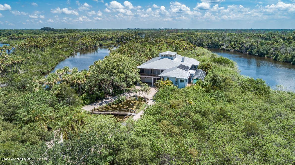 Single Family Homes for Sale at 11555 Roseland Sebastian, Florida 32958 United States