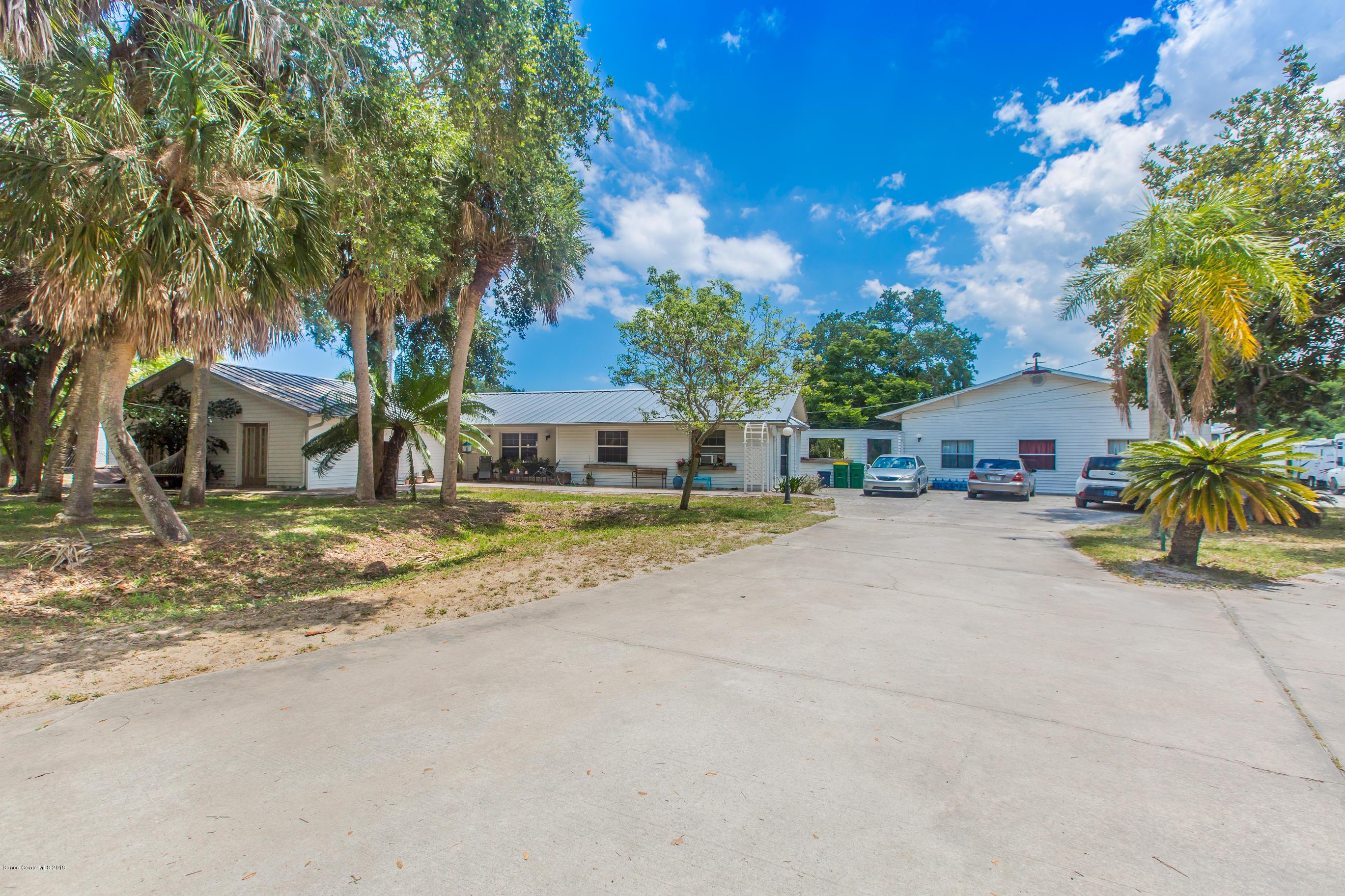 Multi-Family Homes for Sale at 1555 Dalbora Merritt Island, Florida 32953 United States