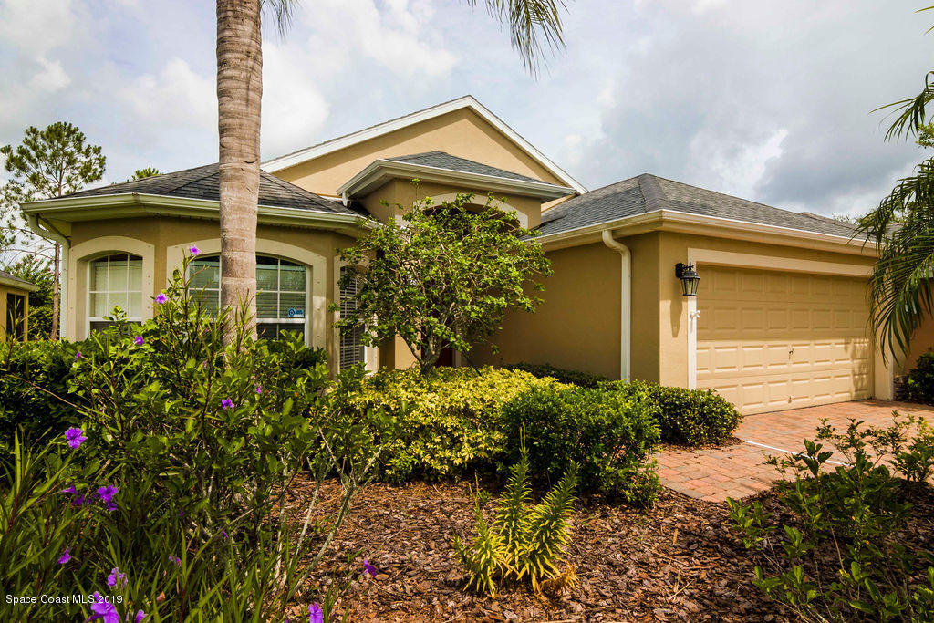 Single Family Homes for Sale at 7128 Broderick Melbourne, Florida 32940 United States