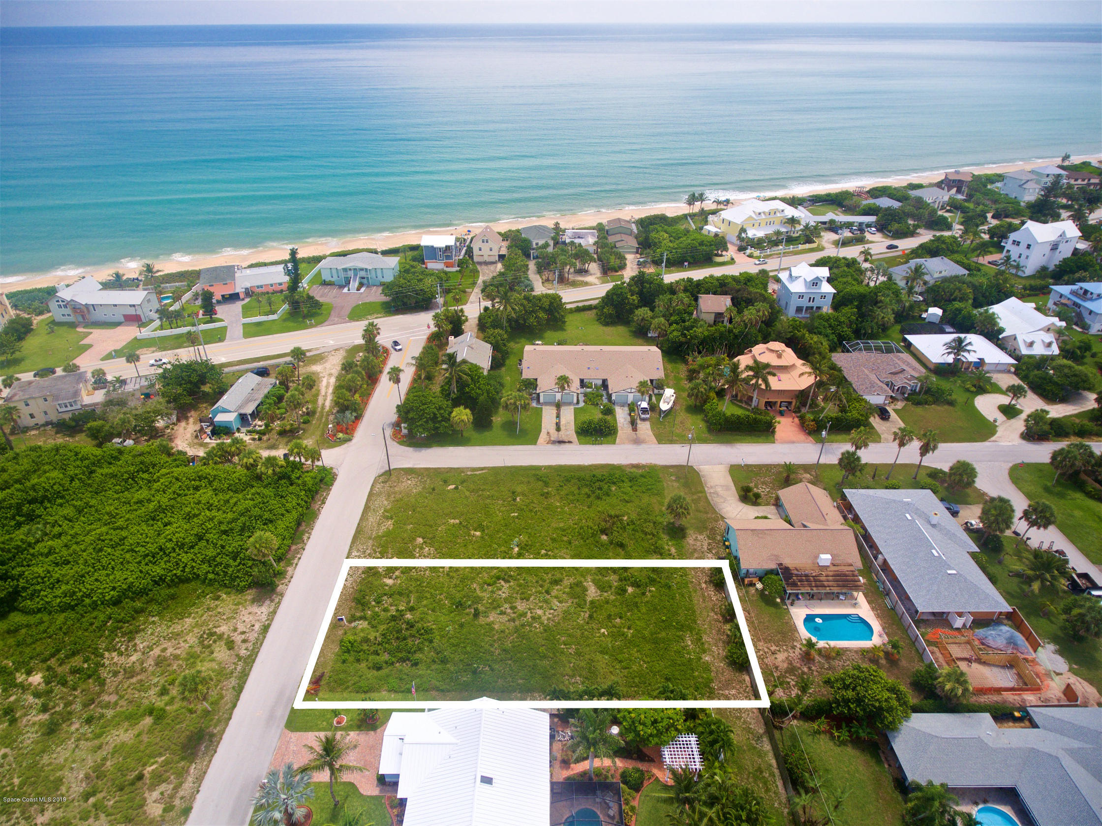Land for Sale at 225 Spoonbill Melbourne Beach, Florida 32951 United States