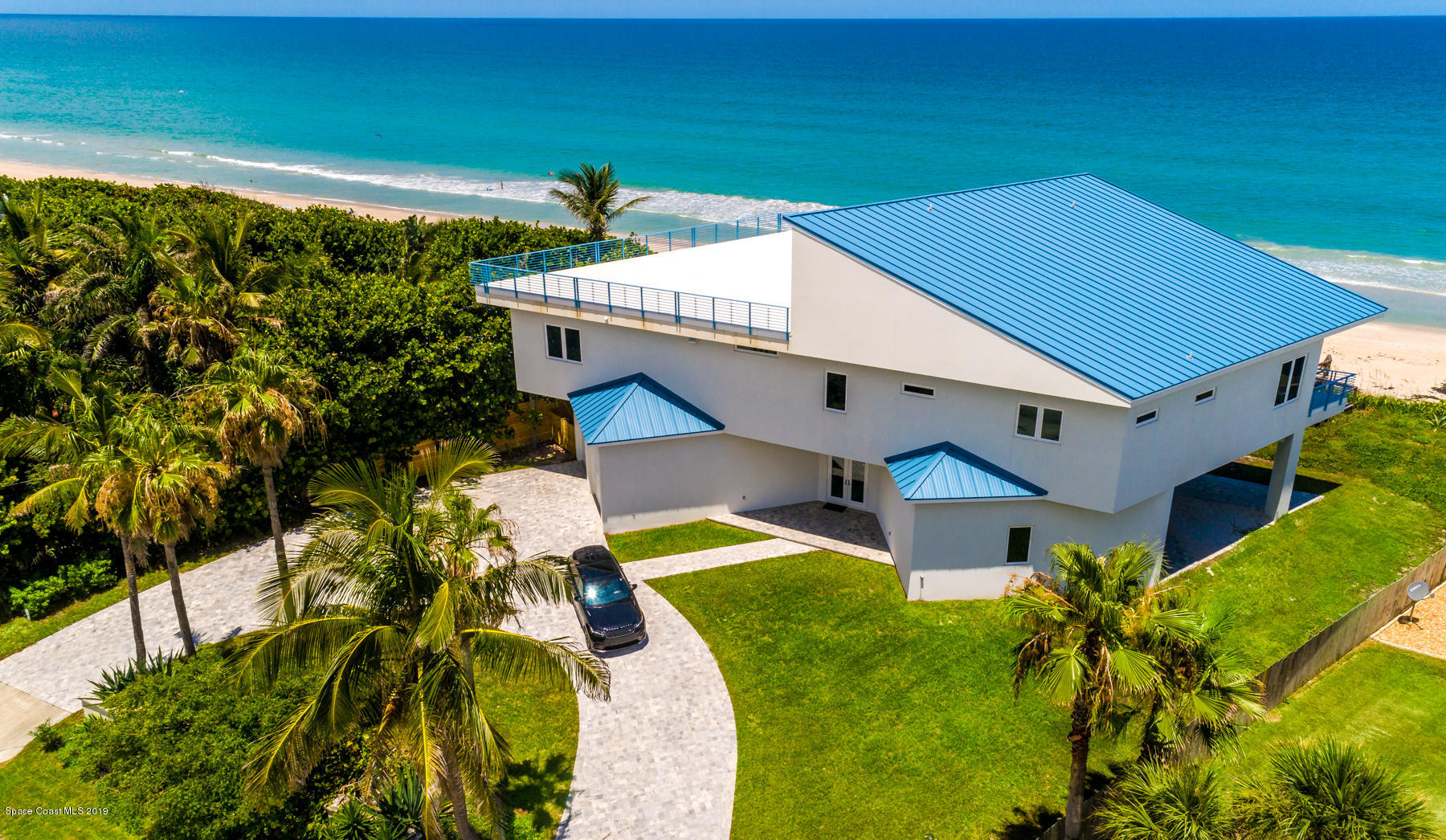 Single Family Homes para Venda às 5285 S Highway A1a Melbourne Beach, Florida 32951 Estados Unidos