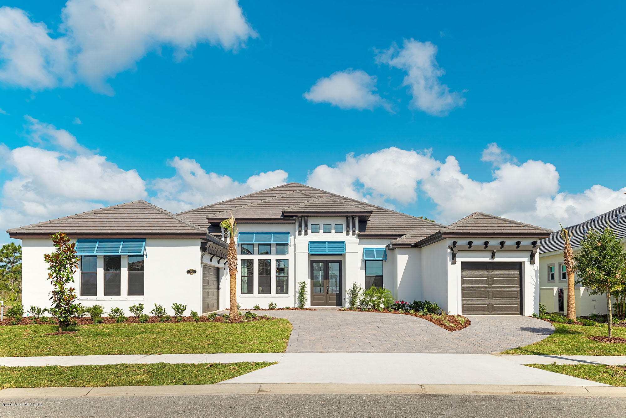 Single Family Homes for Sale at 4082 Durksly Melbourne, Florida 32940 United States